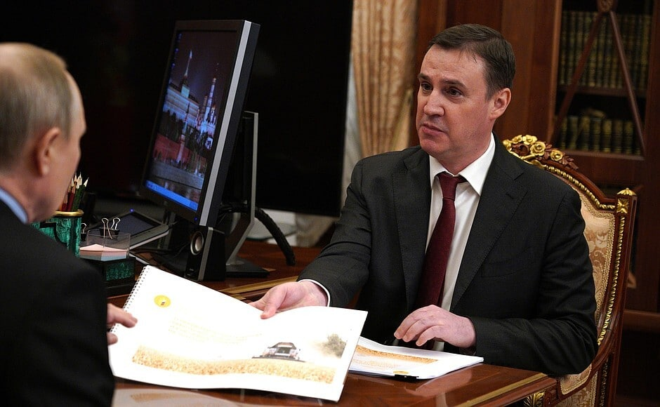 Дмитрий Николаевич Патрушев