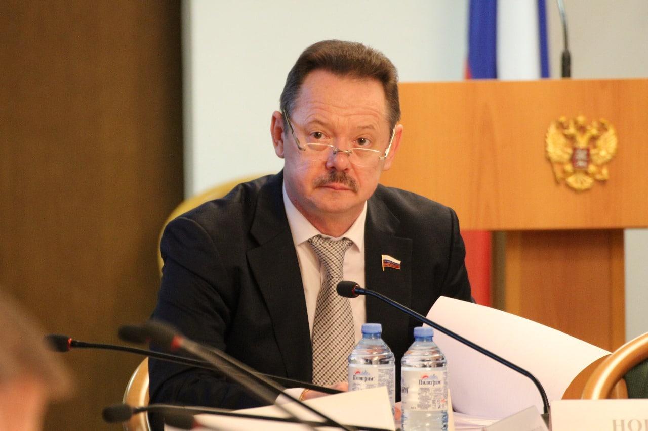 Владимир Михайлович Новиков