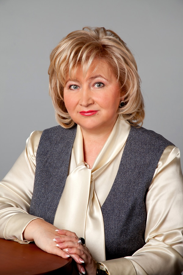 Елена Андреевна Вторыгина