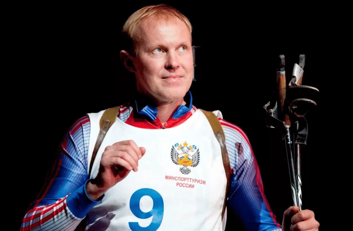 Лыжник Сергей Владимирович Чепиков