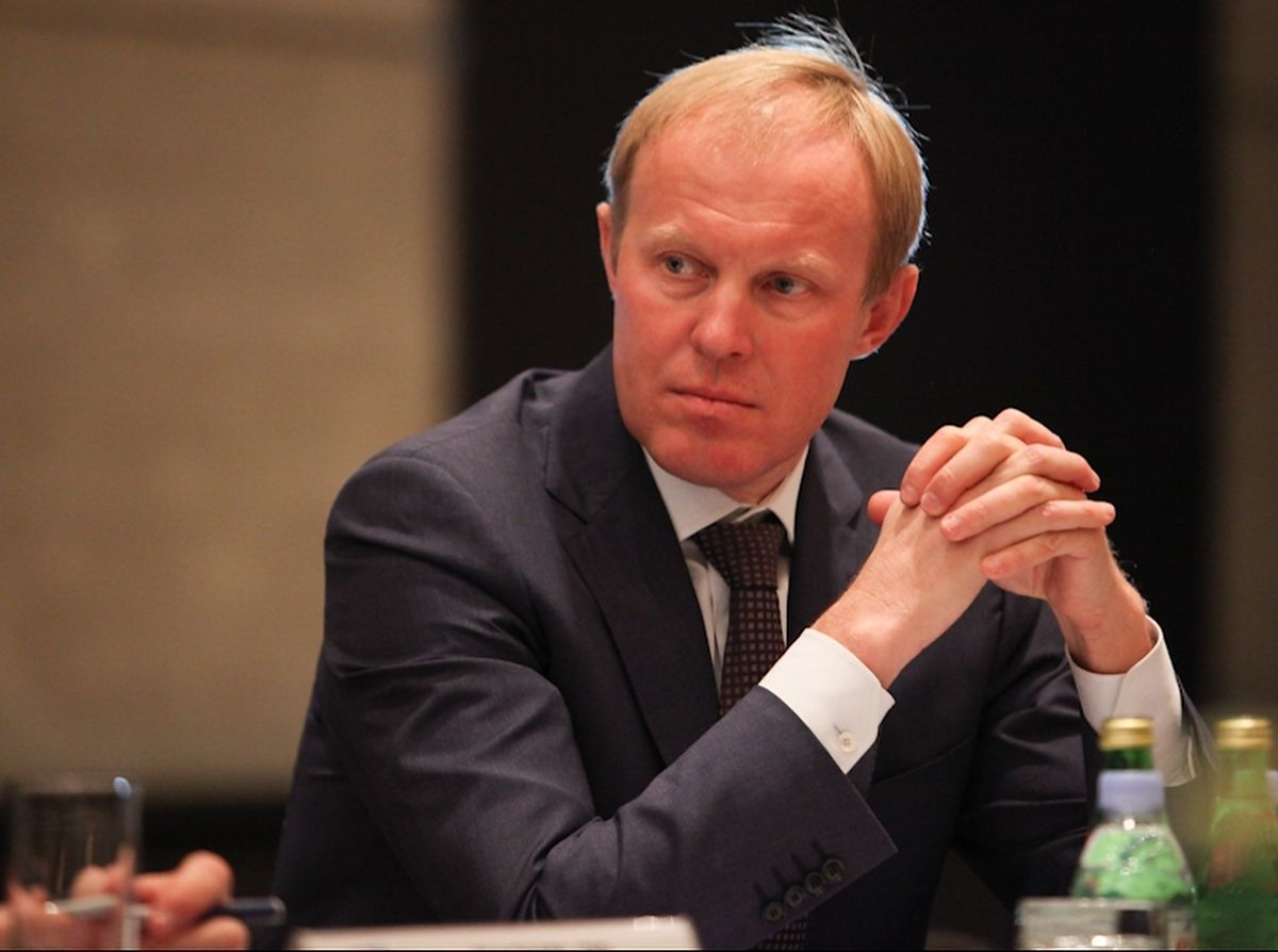Депутат Сергей Владимирович Чепиков