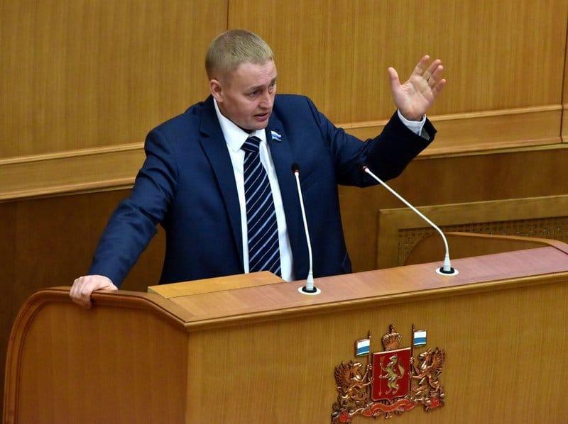 Депутат Андрей Геннадьевич Альшевских