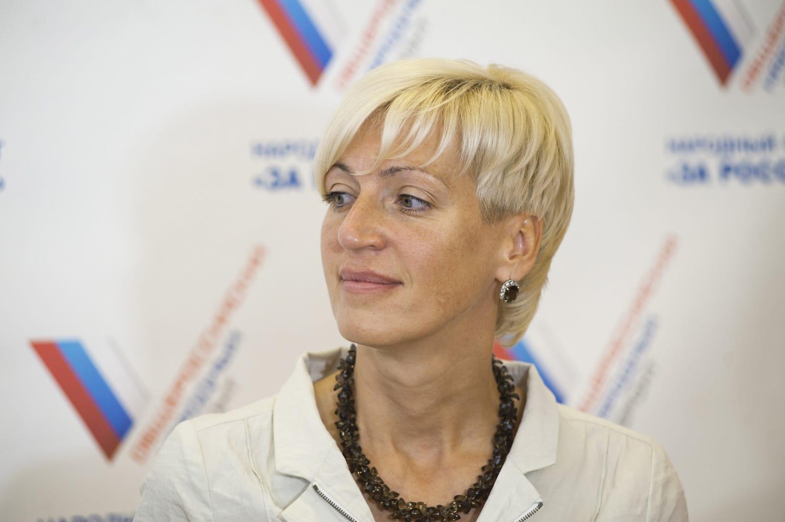 Депутат Пермского края Ирина Ивенских