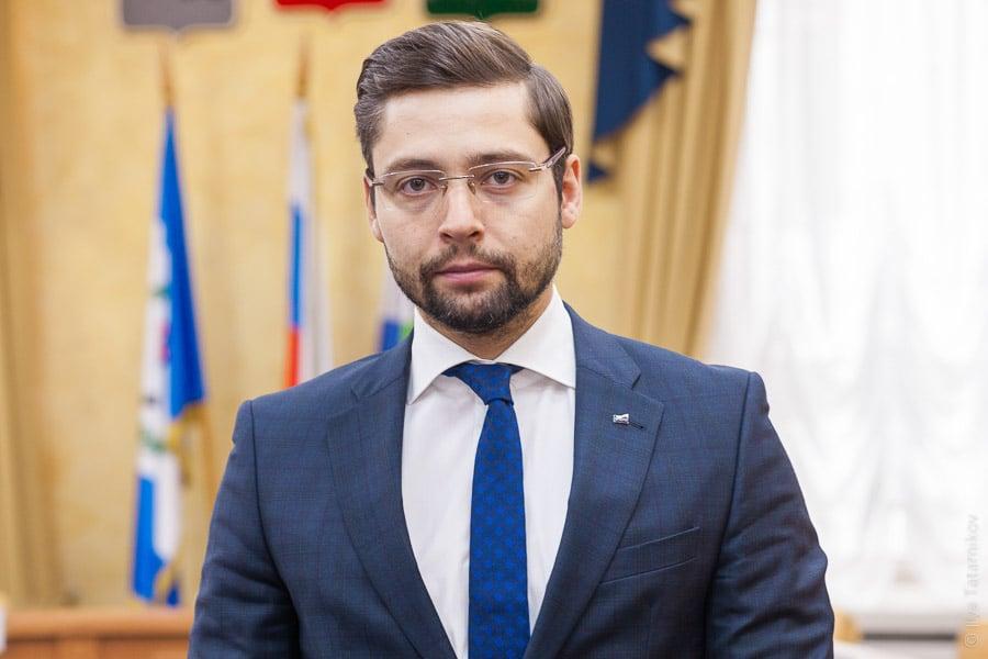Политик Александр Якубовский