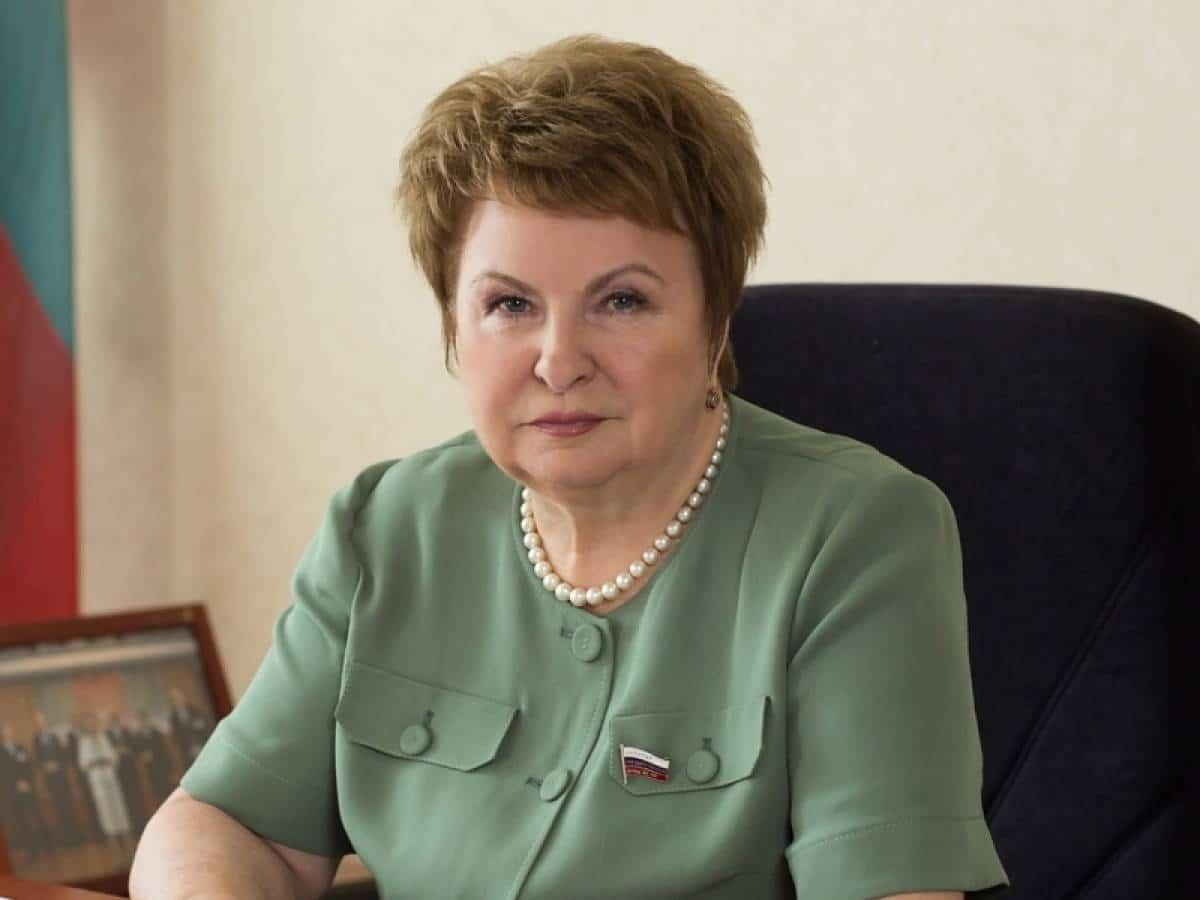 Валентина Николаевна Пивненко