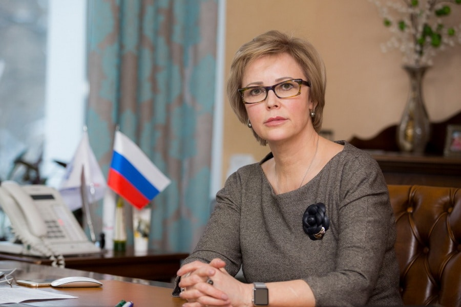 Политик Татьяна Соломатина