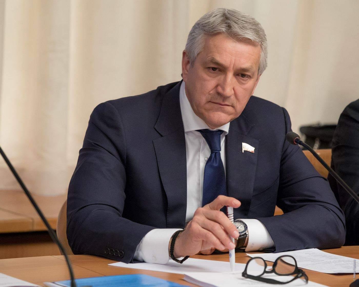 Депутат Госдумы Леонид Огуль