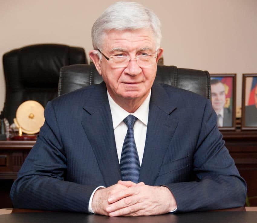 Член комитета по экономической политике, промышленности, инновационному развитию и предпринимательству Владимир Лазаревич Евланов