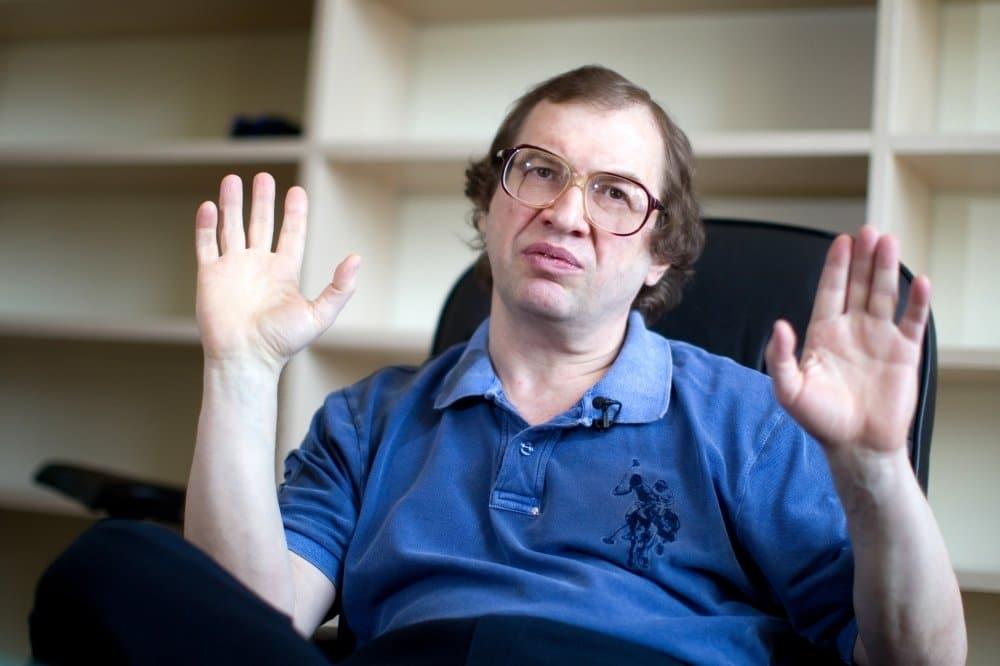 Сергей Пантелеевич Мавроди