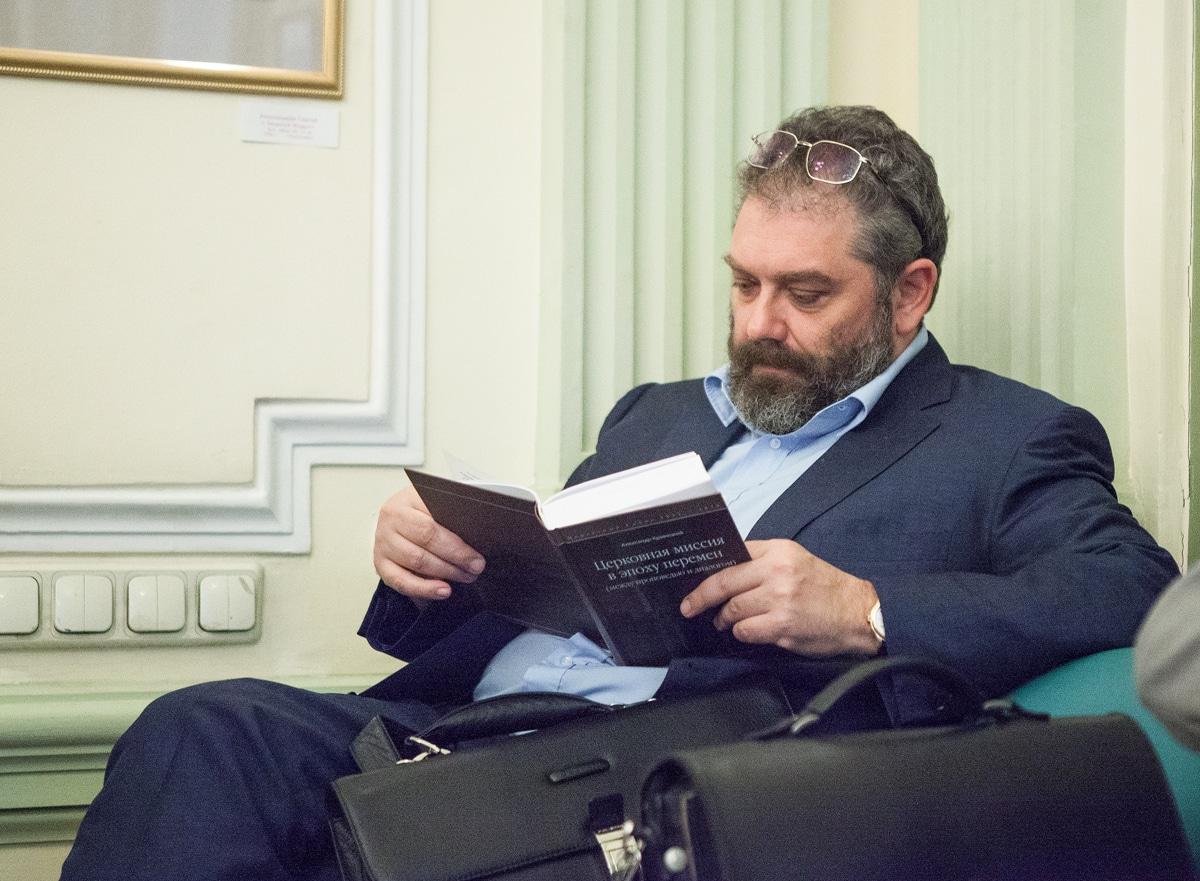 Сергей Леонидович Кравец
