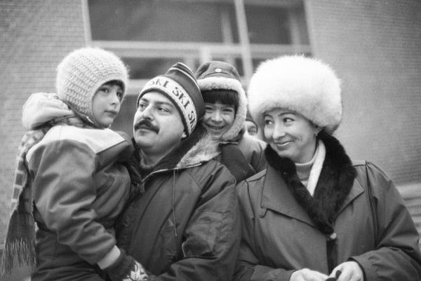 Муса Хираманович Манаров