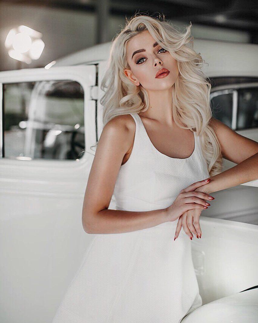 Алина Михайловна Гросу