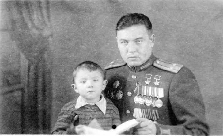 Муса Гайсинович Гареев