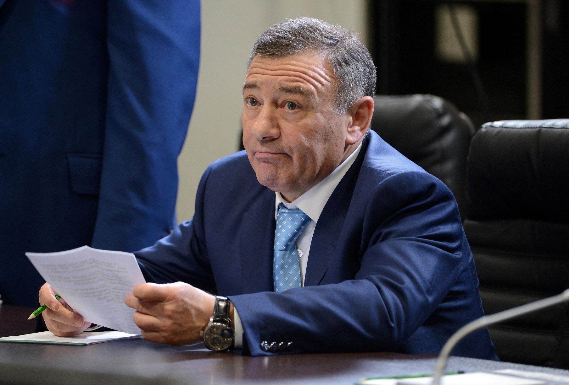 Аркадий Романович Ротенберг