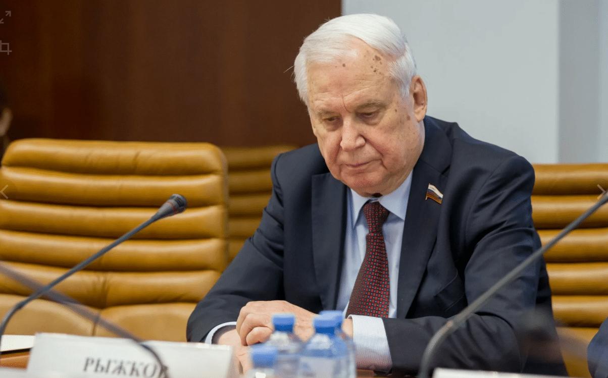 Николай Иванович Рыжков