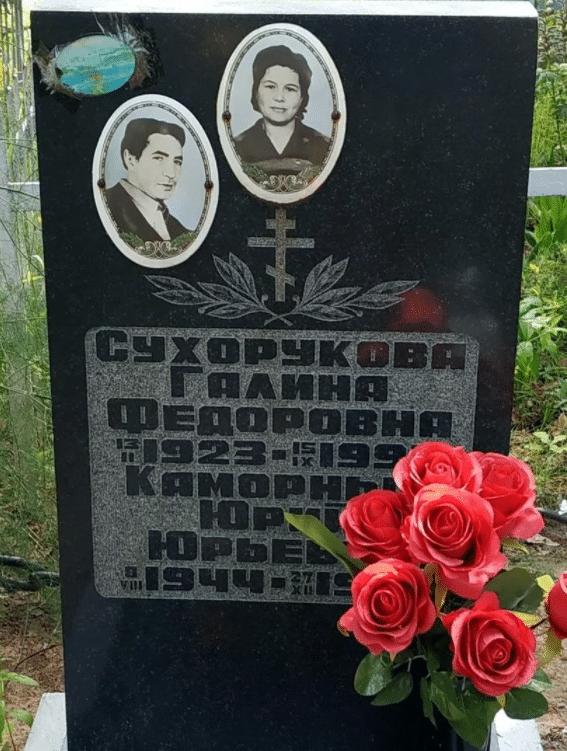 Юрий Юрьевич Каморный