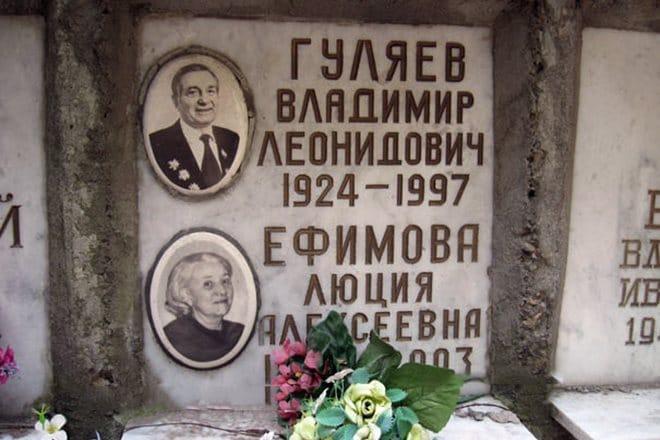 Владимир Леонидович Гуляев