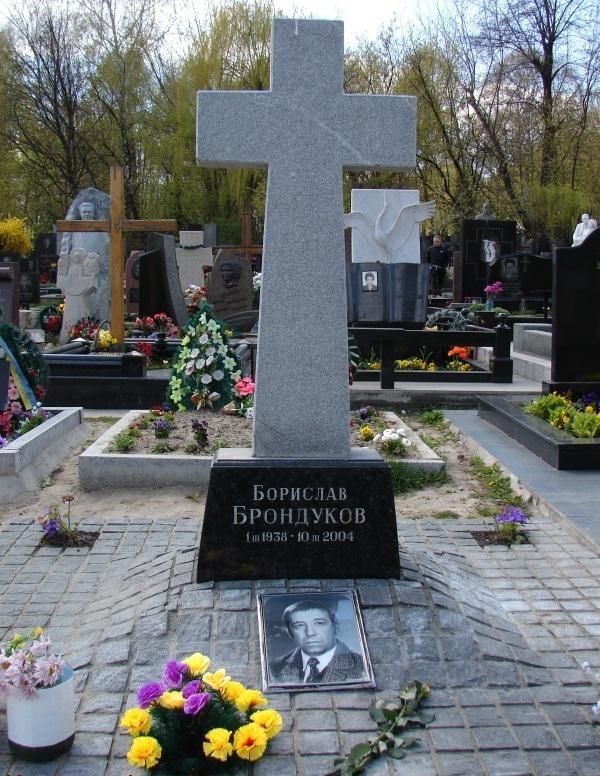 Борислав Николаевич Брондуков