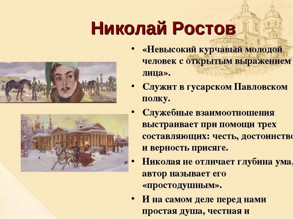 Николай Ильич Ростов