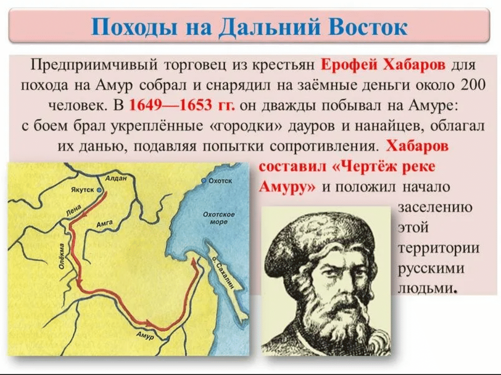 Ерофей Павлович Хабаров