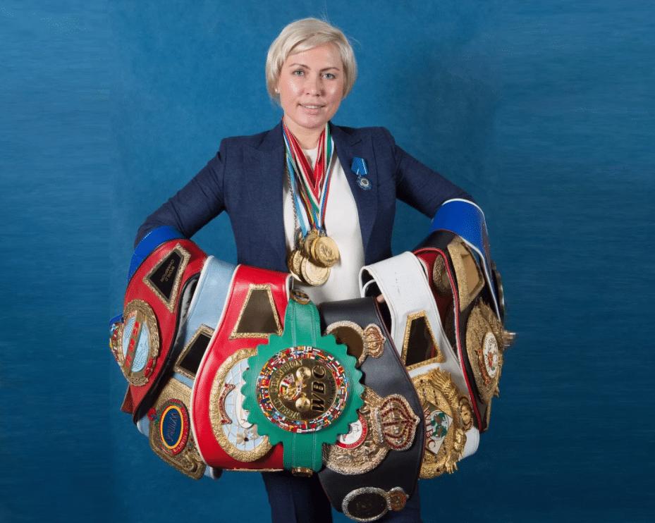 Наталья Юрьевна Рогозина
