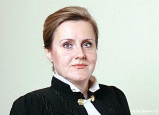 Елена Николаевна Кондрат