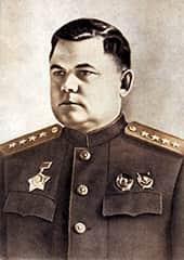 Генерал Ватутин