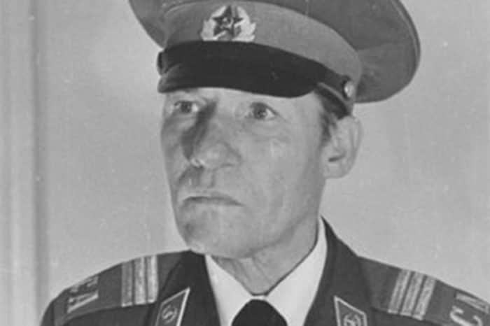 Михаил Алексеевич Егоров