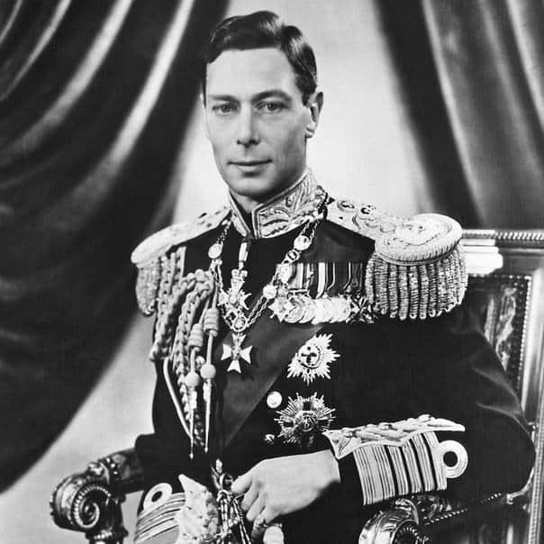 Георг 6 в молодости