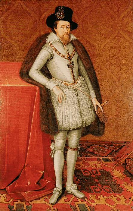 Яков I