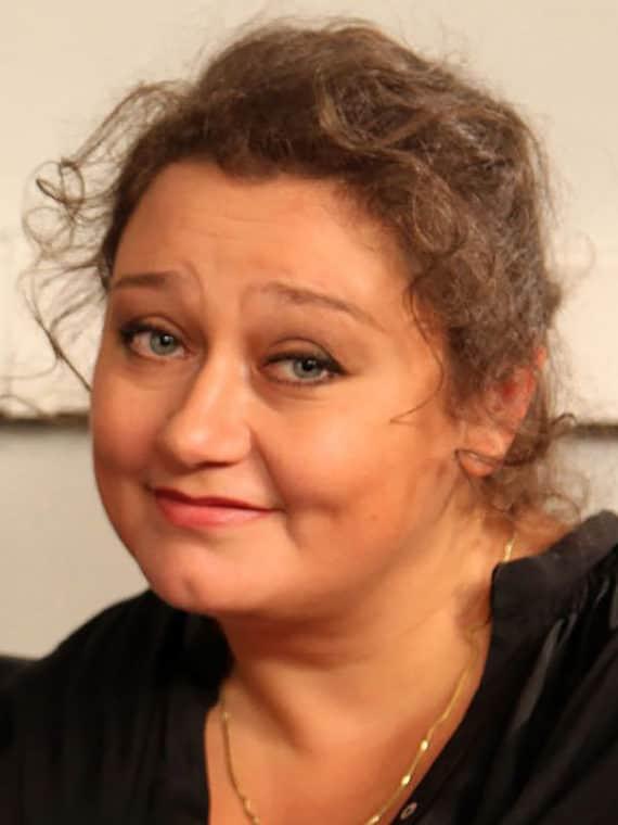 Маргарита Шубина актер